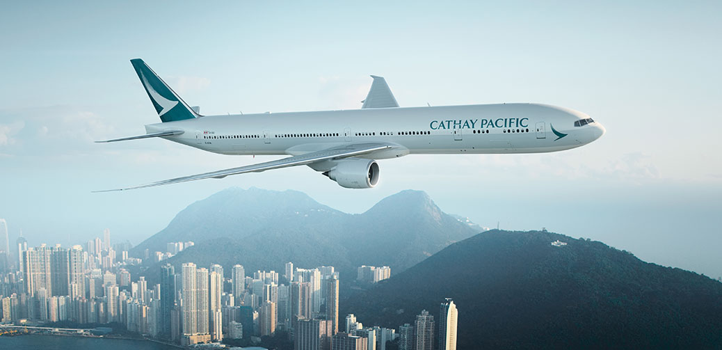 Review Of Cathay Pacific A350 Business Class & Premium Economy