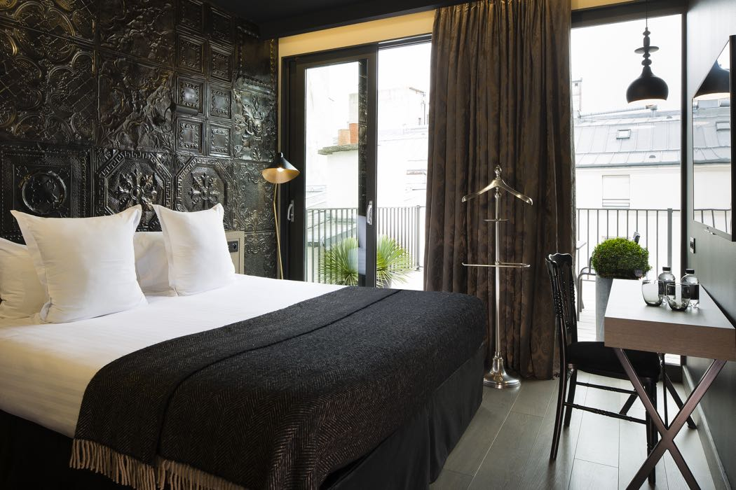 The 10 best luxury boutique hotels in paris news for The boutique hotel