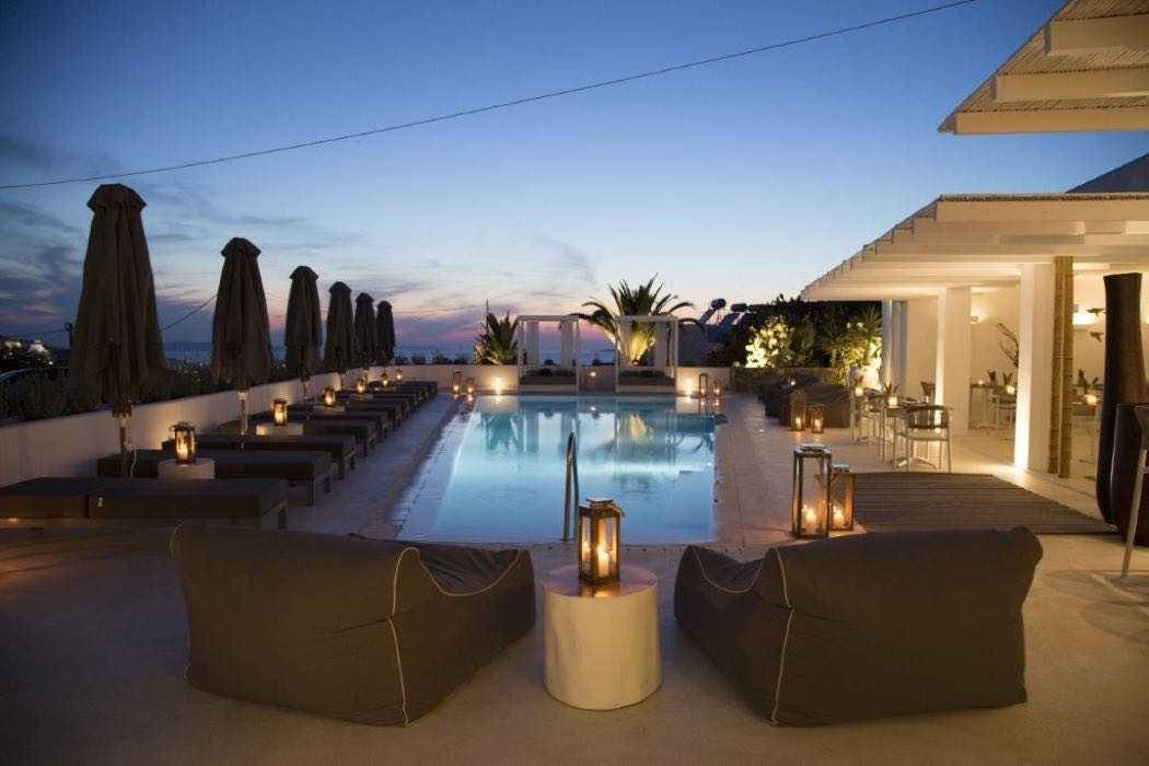 Boutique Luxury At Livin Mykonos Hotel