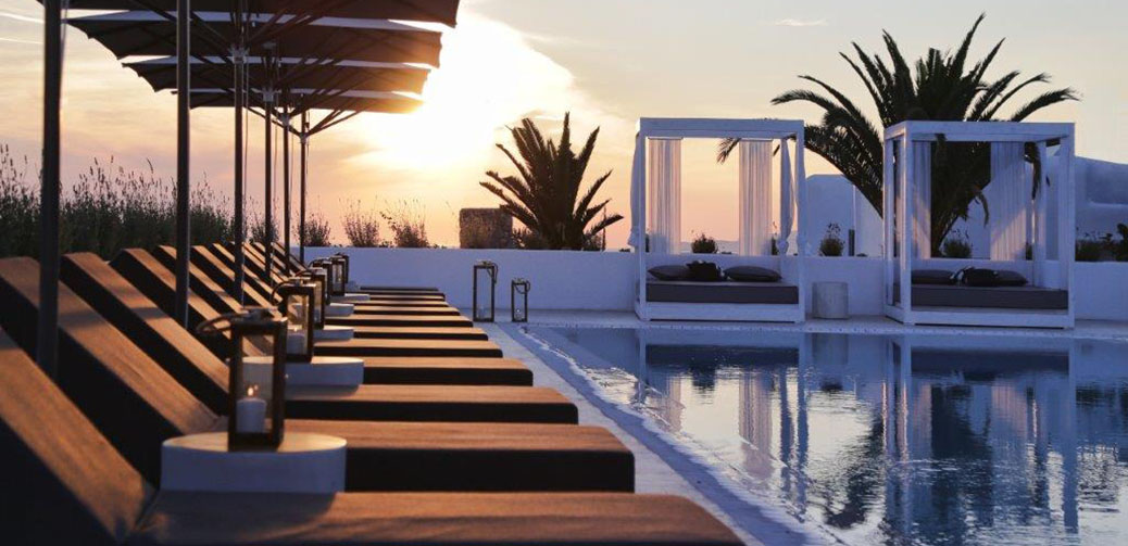 Boutique Luxury At Livin Mykonos Hotel