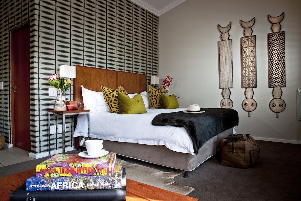 Eco Chic At The Peech Hotel In Johannesburg