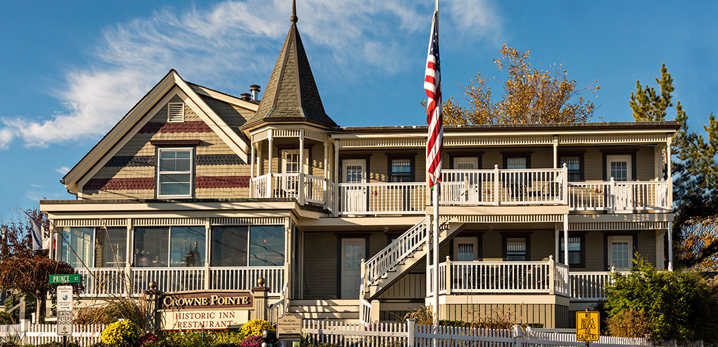 Historic Crowne Pointe Inn And Spa Review