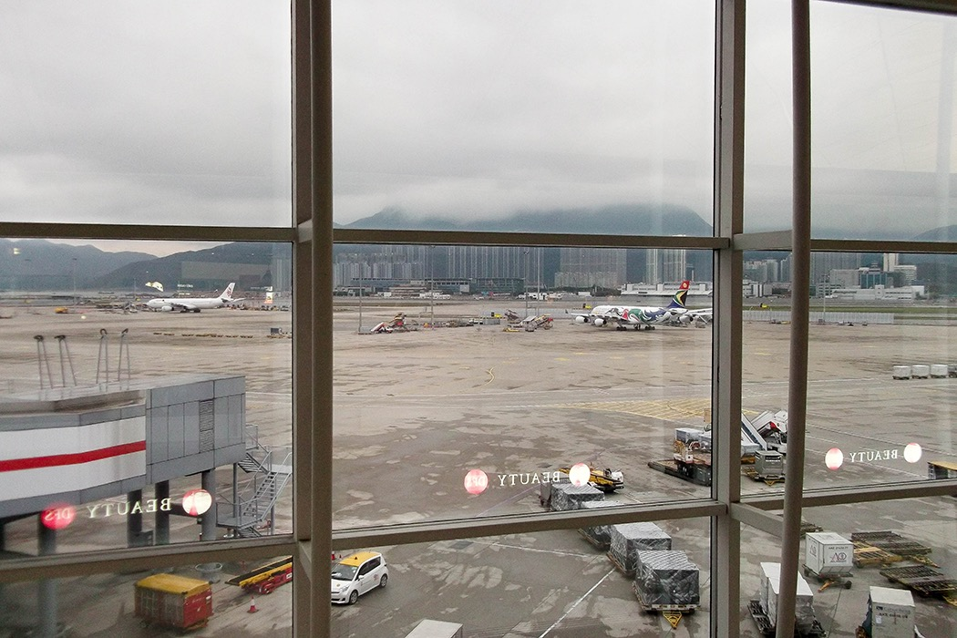 Hong Kong Airport Plaza Premium Lounge Review