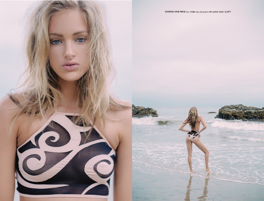Lee+Lani 2016 Swimwear