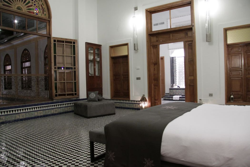 Luxury at Riad Palais Amani in Fez