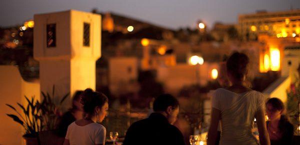 Luxury at Riad Palais Amani in Fez