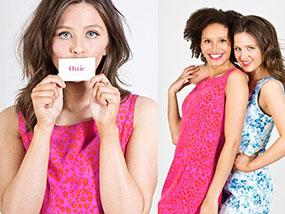 Your choice of Ottie 100% Silk Dress RRP £125