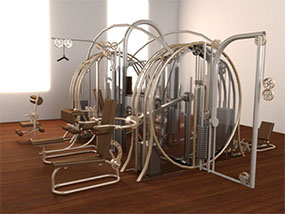 12-Day Course at The Clock Luxury Fitness in London RRP595