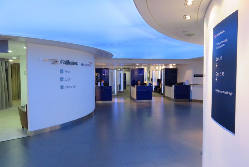 Ba Lounge Terminal 3 >> Review Of British Airways Galleries Club Lounge Terminal 3
