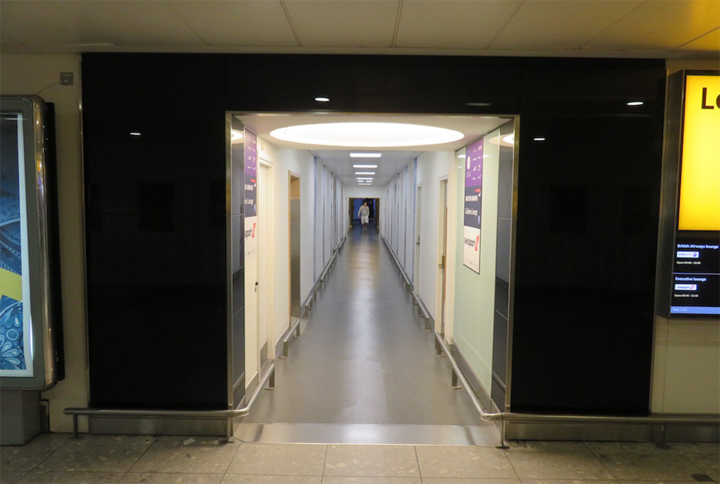 Review Of British Airways Galleries Club Lounge Terminal 3