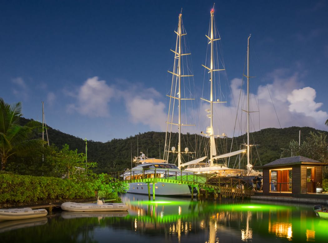 Review Of Capella Marigot Bay Resort and Marina In St Lucia