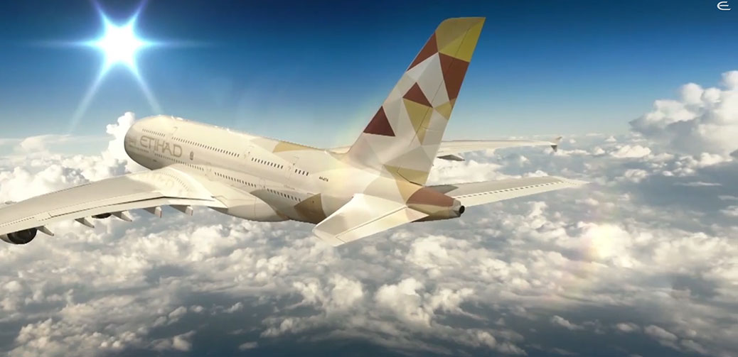 Review Of Etihad Business Class On The A380 Abu Dhabi to London