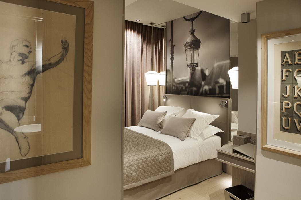 Review Of Hotel La Lanterne In The Latin Quarter, Paris