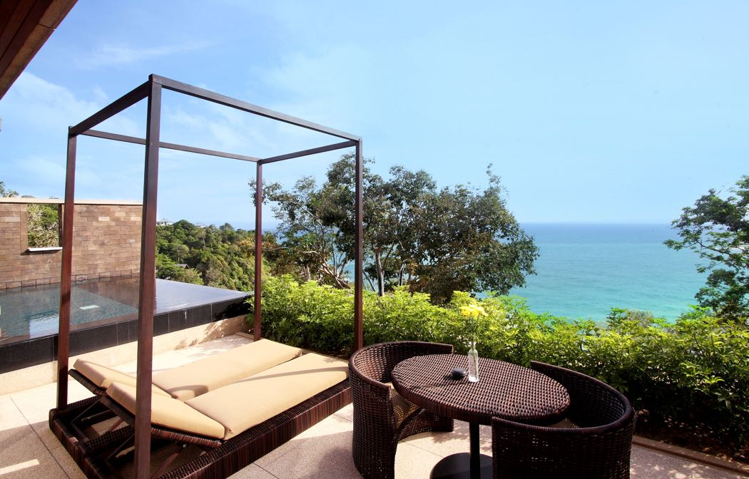 Luxury Paresa Resort in Phuket, Review