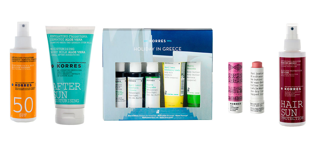 Win A Luxury Korres Holiday Goody Bag