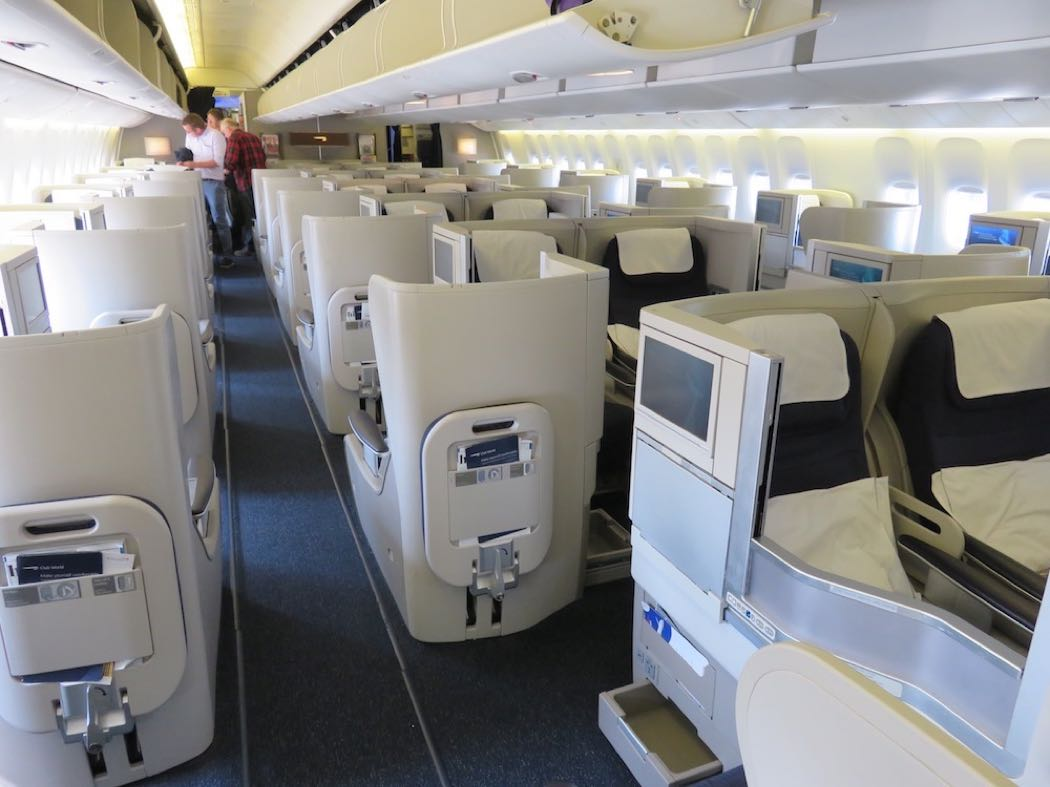 British Airways B777-300ER Club World Review Tokyo to London