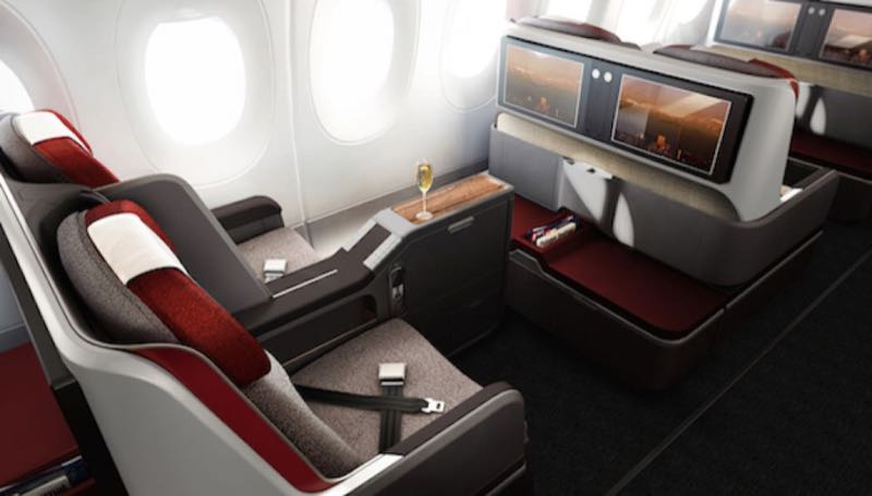 LATAM Airbus A350 Business Class Review
