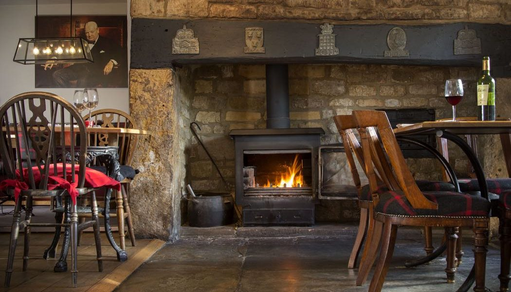 Boutique Cotswold Luxury At The Churchill Arms