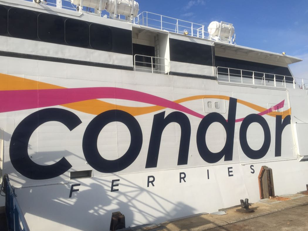 Condor Ferries Review Poole To Guernsey