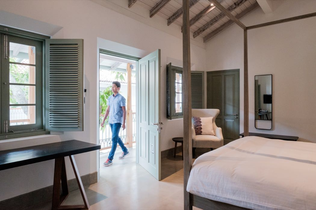 Fort bazaar boutique hotel loveliness in galle hotels for Bargain boutique hotels