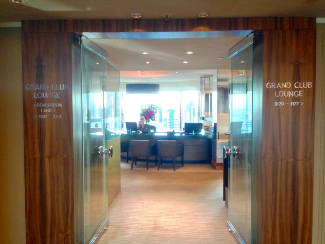 Grand Hyatt Melbourne Review