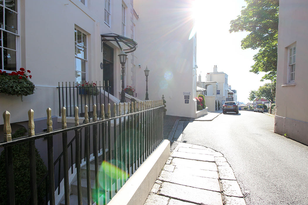 Old Government House Hotel Review, Guernsey