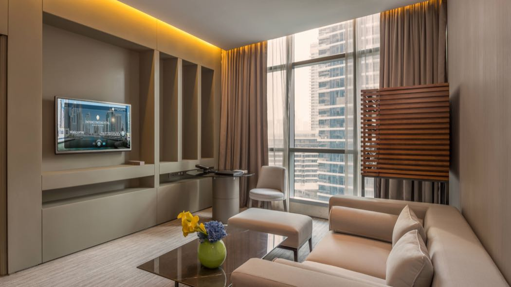 InterContinental Dubai Marina Review