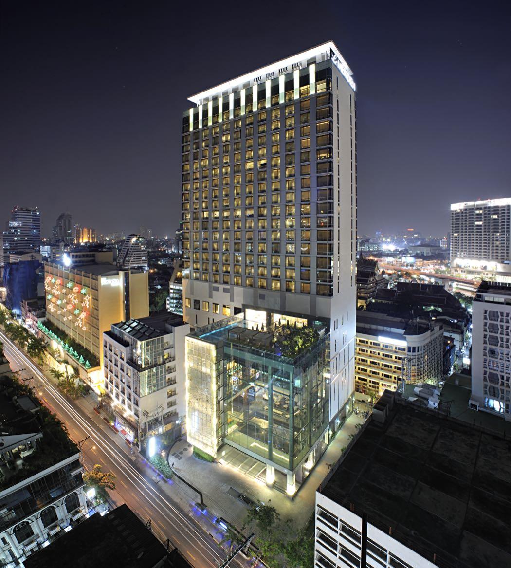 Le Méridien Bangkok Review