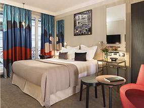 2 nights at the Hôtel Les Matins de Paris & Spa, Paris