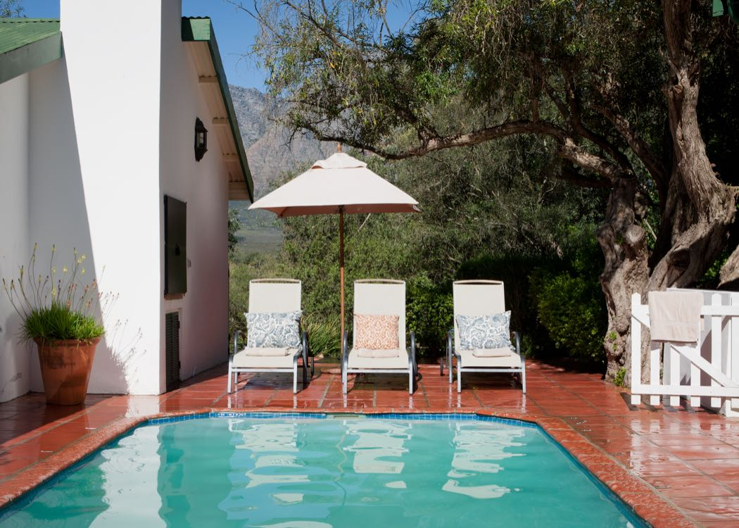 Rent a Farmhouse in the Cape Winelands