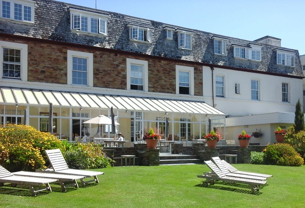 Review Of Budock Vean Hotel In Beautiful Cornwall