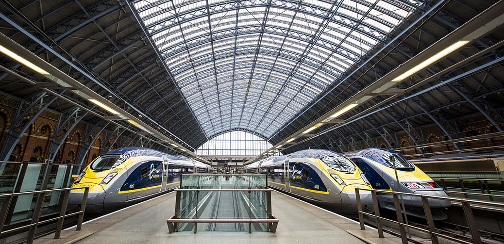 Eurostar Lounge Review At London St Pancras