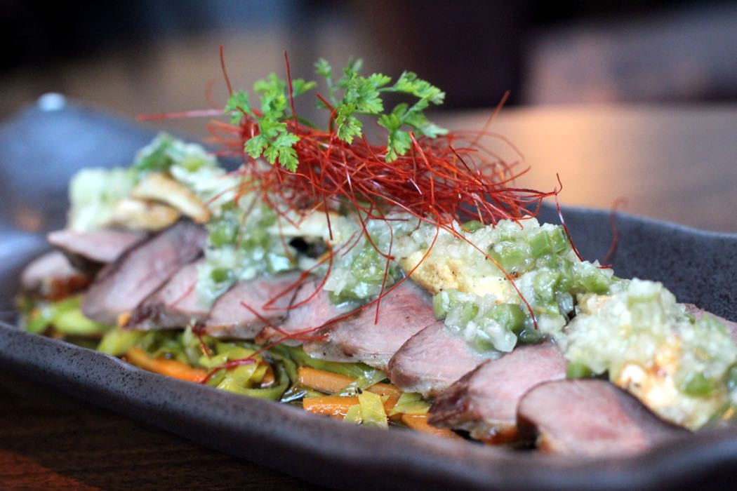 Review of japanese cuisine at koji in london luxury for Asian cuisine london