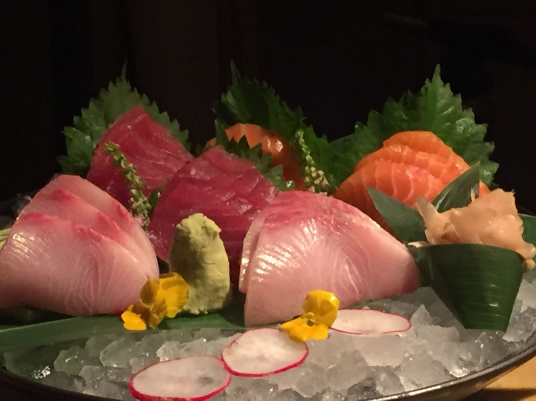 Review Of Japanese Cuisine At KOJI In London