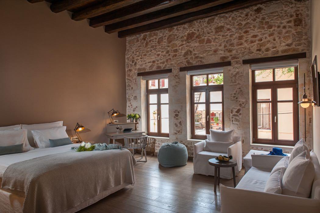 Serenissima boutique hotel review crete hotels for Boutique hotel crete