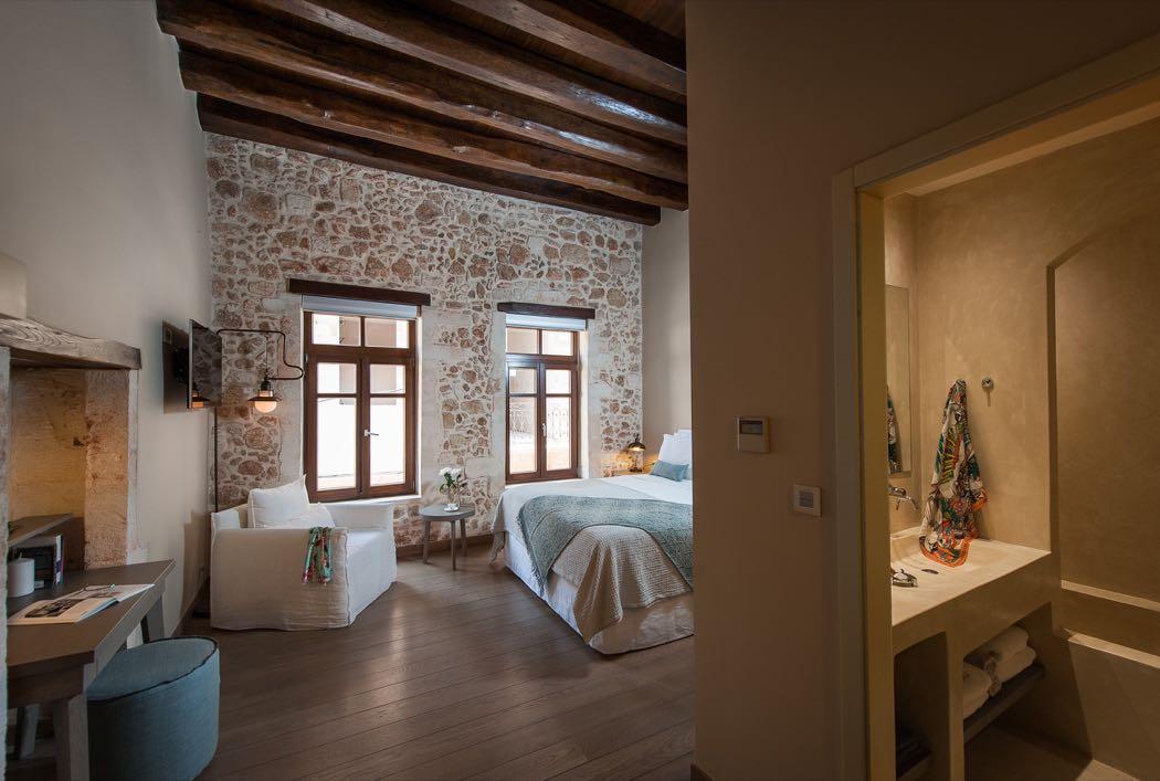 Serenissima Boutique Hotel Review, Crete