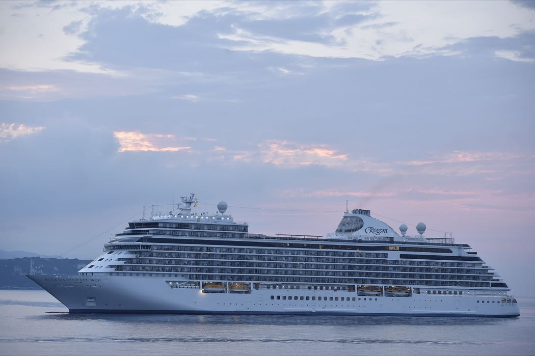 Photo Review Of Cruise Ship Regent Seven Seas Splendor