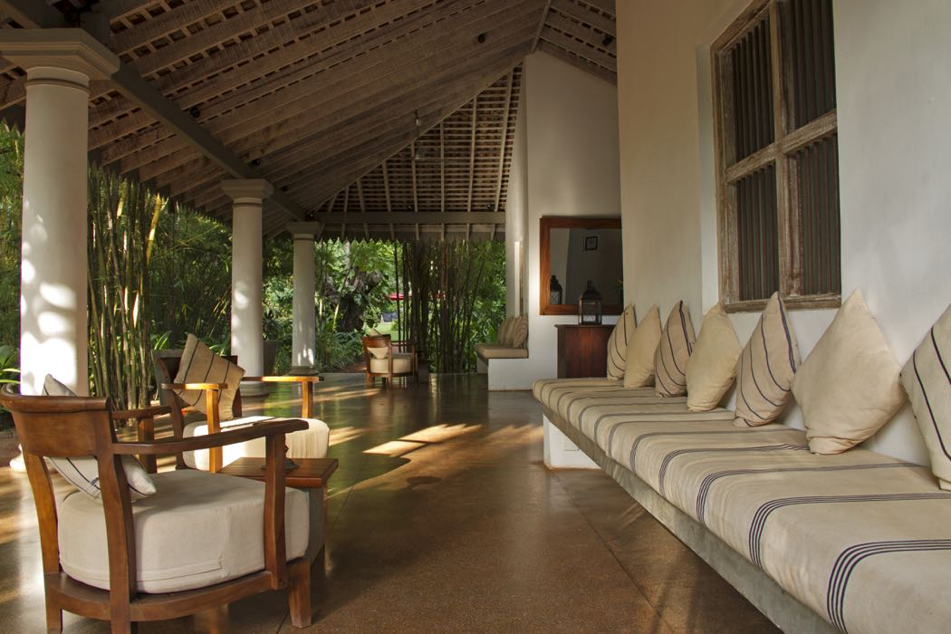 The Wallawwa Luxury Boutique Hotel In Colombo