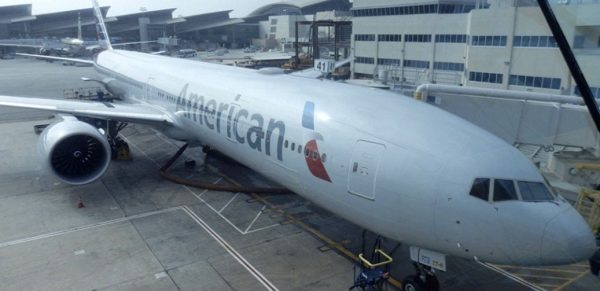 American Airlines B777-300ER Business Class Review