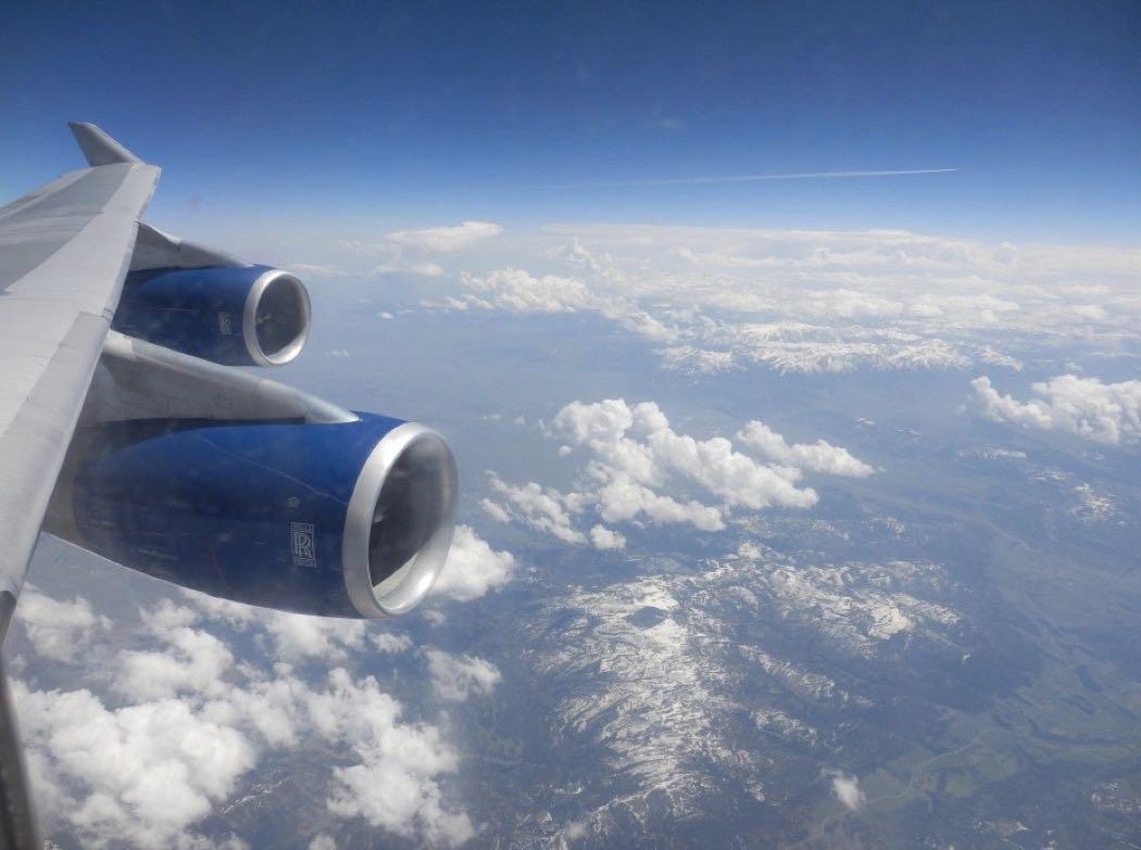 British Airways Jumbo Jet B747 Club World Review