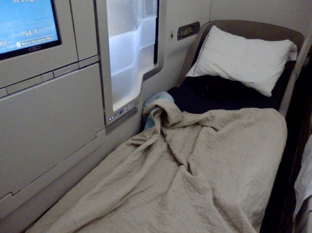 British Airways Jumbo Jet B747 Club World Review