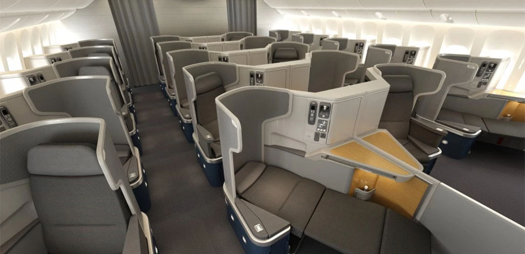 American Airlines Super Diamond Business Class Review