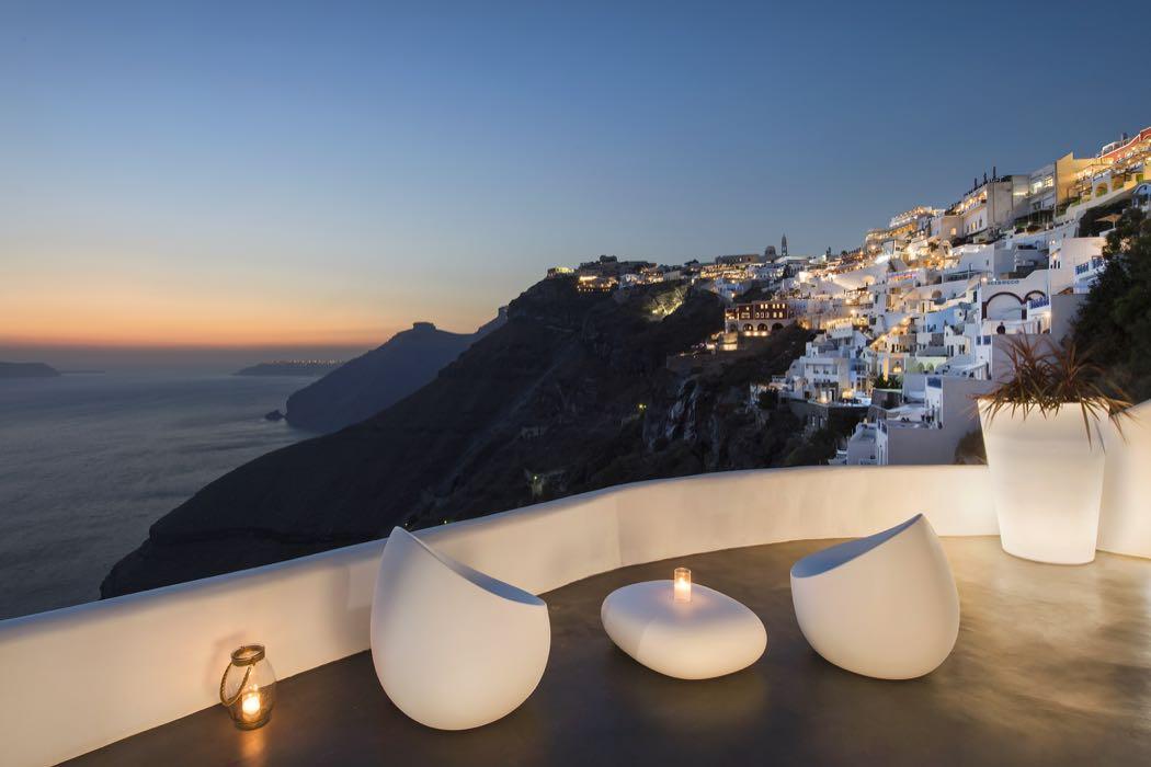 Athina Luxury Suites Review, Santorini