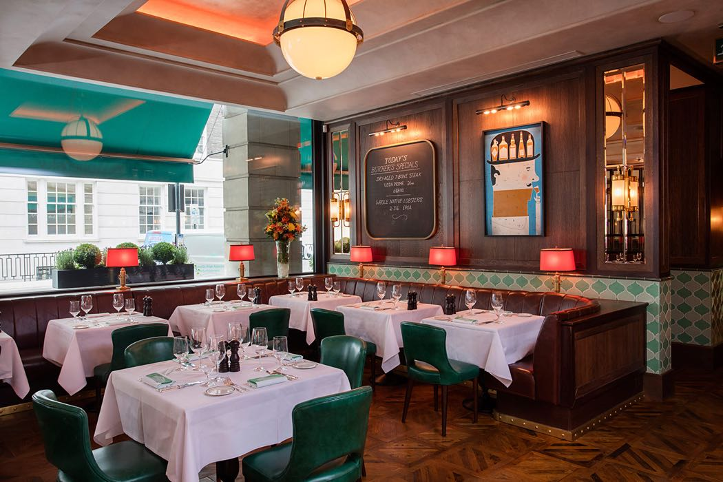 The Best Steak In London At Smith And Wollensky