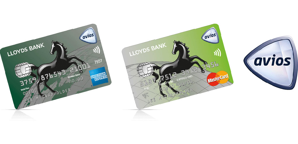 Collect Free Avios With Lloyds Avios Rewards Credit Card