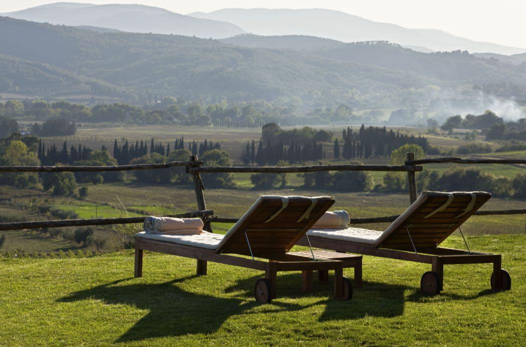 Conti di San Bonifacio Wine Resort Review, Tuscany