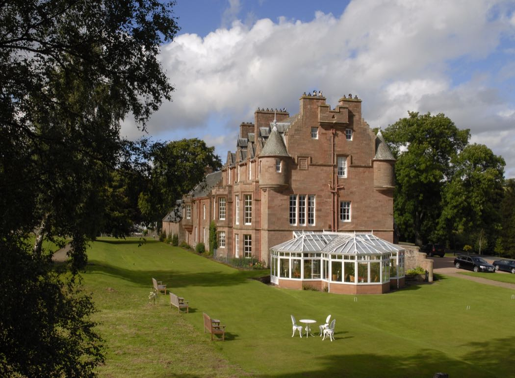 Cringletie House, A Luxury Castle Hotel In Scotland