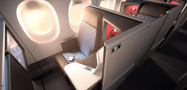 Delta Air Lines Business Class Suite Review