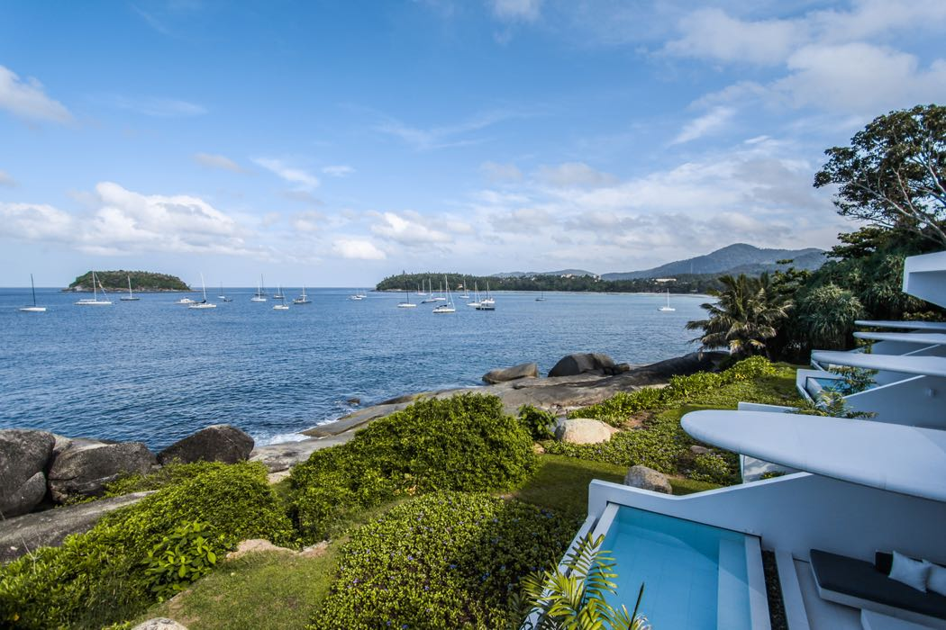 Kata Rocks Resort & Residences Review, Phuket