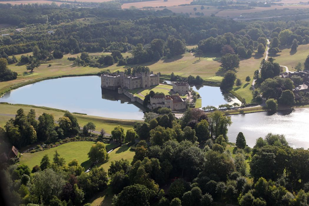 Leeds Castle Review, A Fairy Tale In Kent